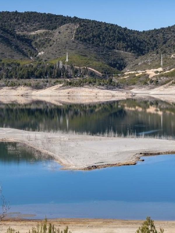 Las reservas de los pantanos de la cuenca del Segura ganan 2 hm3 en la última semana