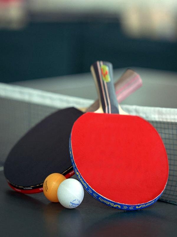 Jugando al Ping Pong con el Bicimad