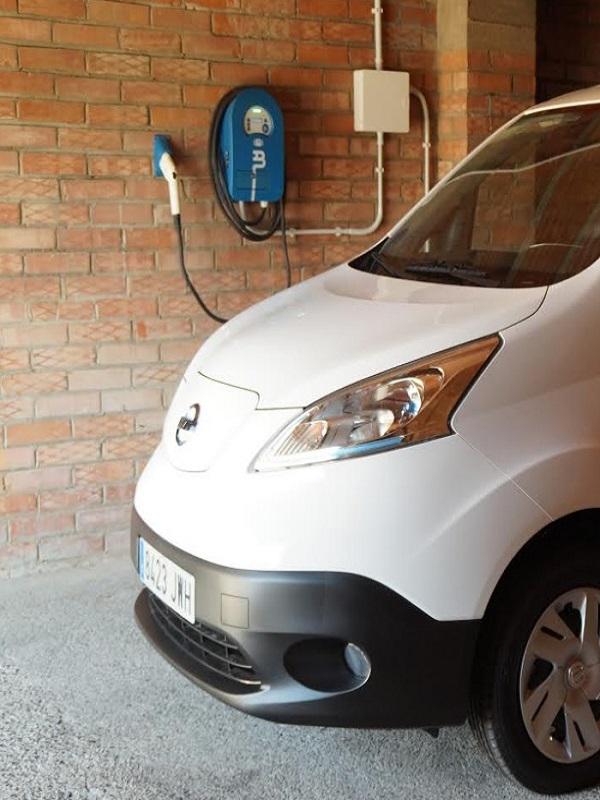 Schindler, IBIL y Nissan en su apuesta por el vehículo eléctrico