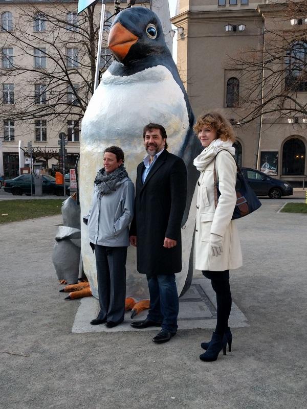 Desde la Antártida a la Comisión del océano Antártico en Berlín