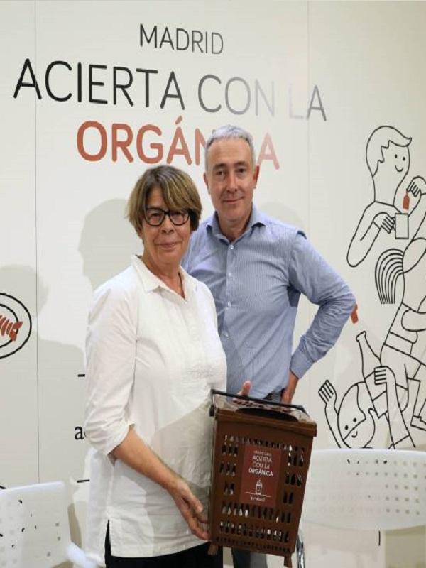 El Ayuntamiento de Madrid recupera miles de toneladas de materia orgánica