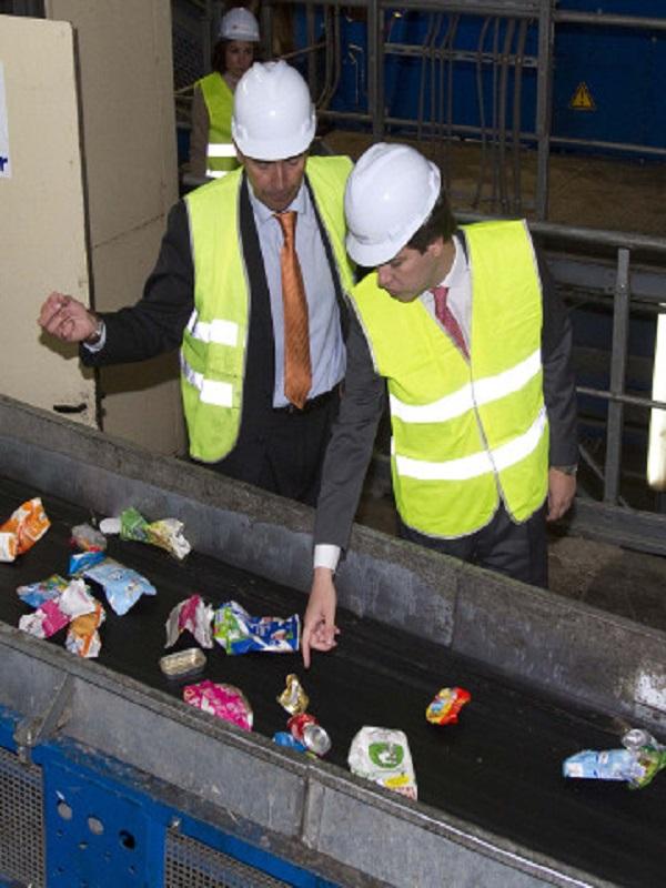 MARE estudia implantar un proyecto inteligente de residuos para ahorrar costes