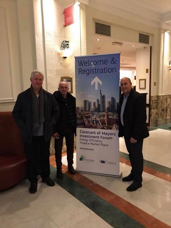 El primer edil de Sevilla formará parte del Consejo de Gobierno del Pacto Europeo de Alcaldes por el Clima