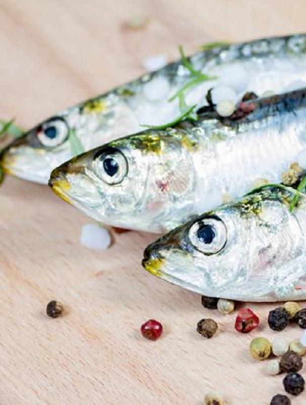 Come sardinas y pasa de la diabetes