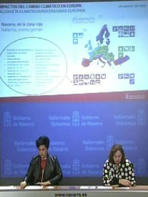 El proyecto europeo LIFE NAdapta sitúa a Navarra como referente en adaptación al cambio climático