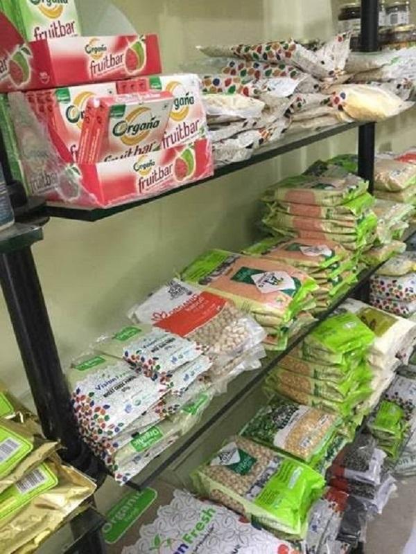 El consumo de productos de alimentación ecológica en España 'viento en popa' en los supermercados