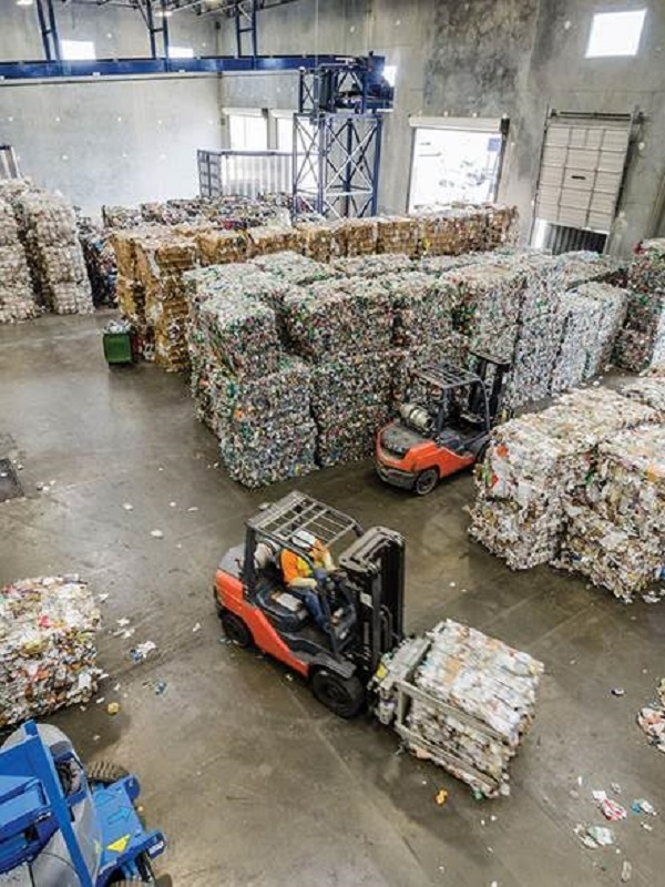 Europa inicia una cruzada contra los residuos