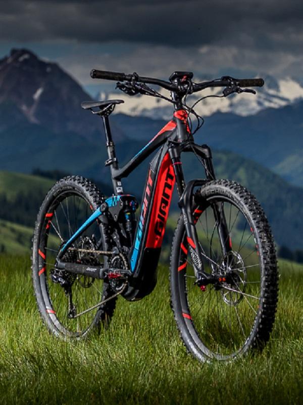 Conoce la nueva bicicleta de montaña eléctrica con batería integrada