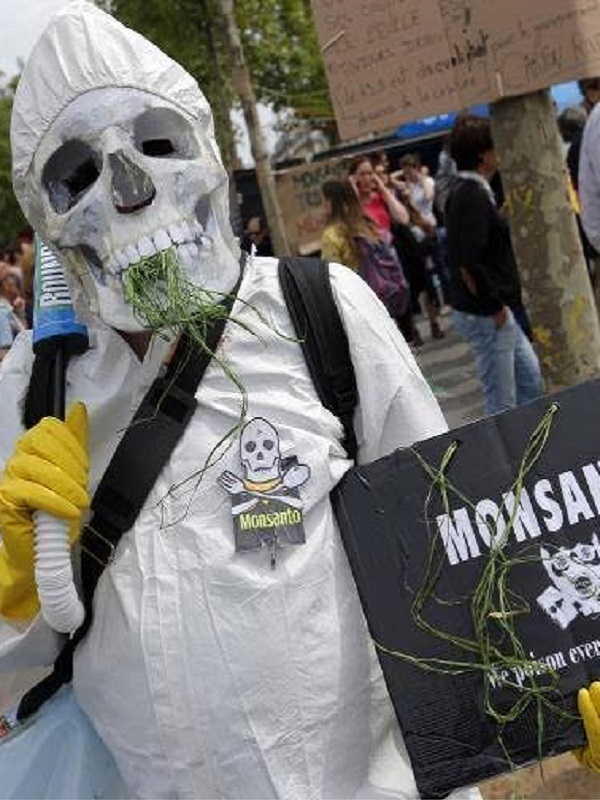 ¡ Qué mala noticia la fusión entre Bayer y Monsanto ¡