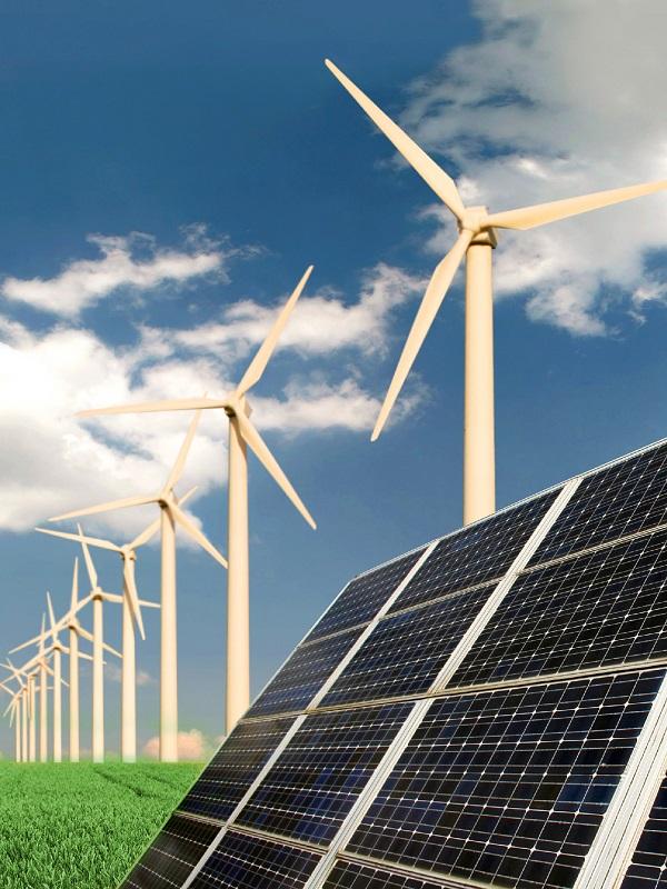 IU Federal tiene el corazón partido entre el carbón y la energías renovables
