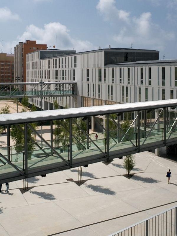 La eficiencia energética permite a la Universidad Rovira i Virgili reducir en siete años un 28% el consumo eléctrico y ahorrar 4,7 Millones de €