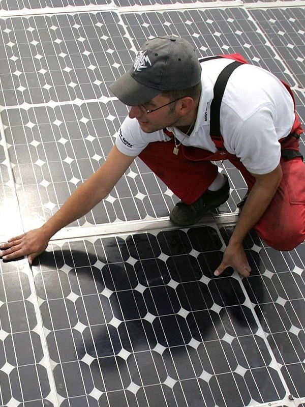 La perovskita avanza como material para las futuras pilas solares