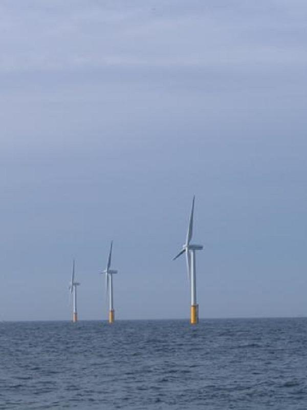 El enorme potencial de Canarias para la investigación de energía eólica marina