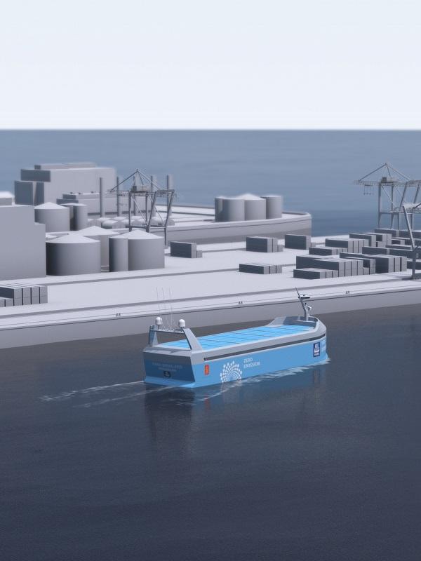 Primer diseño viable de buque de investigación con motor de hidrógeno