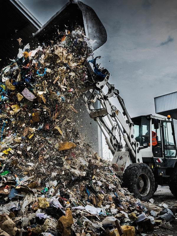 Andalucía genera cada año más de 10 millones de toneladas de residuos