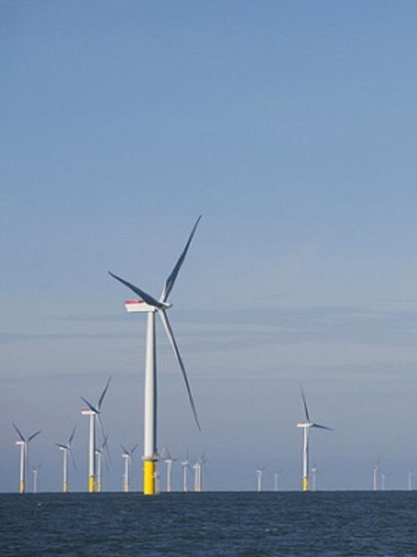Navantia entrega a Iberdrola la subestación Andalucía II para el parque eólico marino East Anglia en Reino Unido