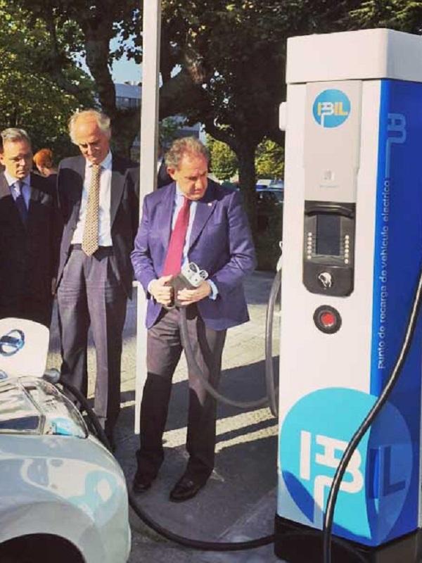 IBIL contara con dos nuevas instalaciones en Bilbao para la recarga rápida de vehículos eléctricos