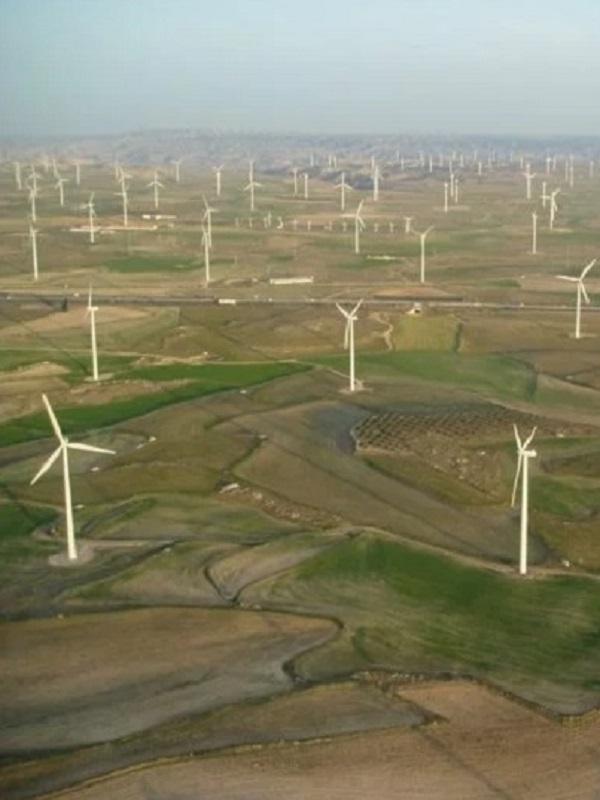 Viesgo invertirá 22,7 millones en la construcción de un parque eólico en Puerto Real