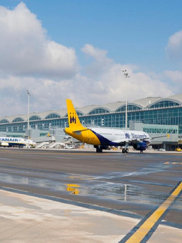 El aeropuerto Alicante-Elche reduciendo las emisiones de CO2