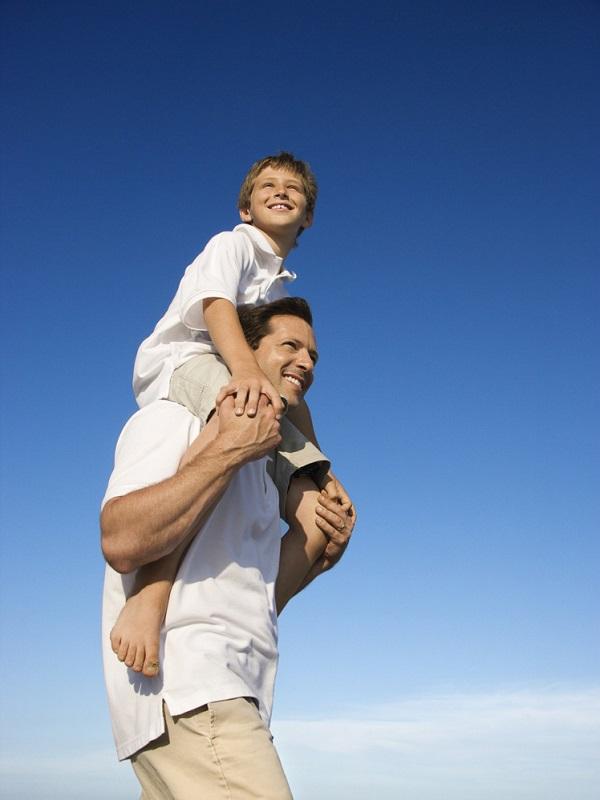Todos los trucos para que padres e hijos seáis inmensamente felices