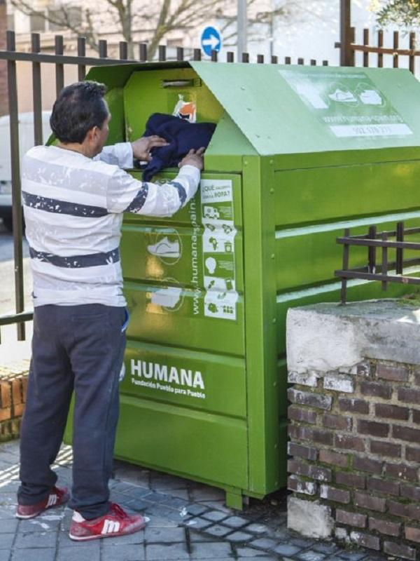 Humana da una nueva vida a más de 16 millones de prendas
