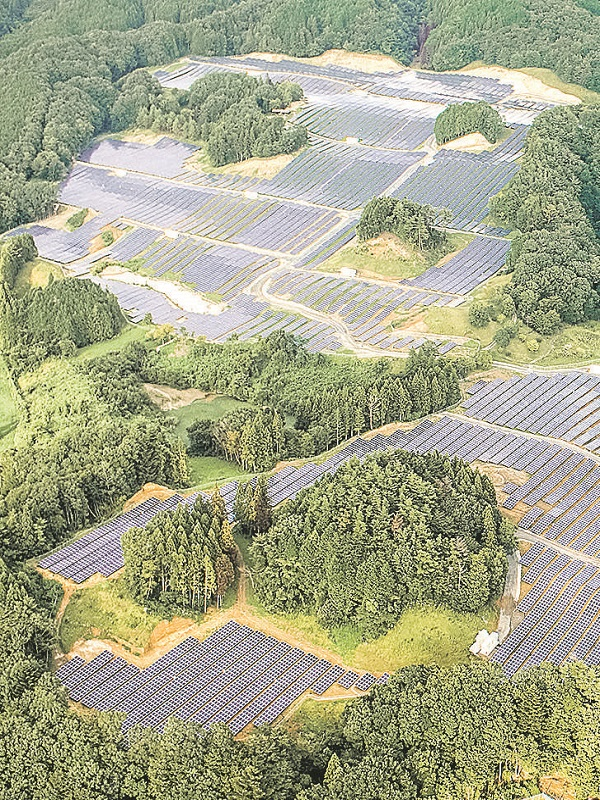 X-ELIO vende siete de sus plantas fotovoltaicas en Japón por casi 600 millones de euros