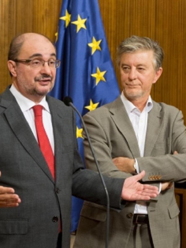 El presidente de Aragón apuesta por una economía cada vez más innovadora y sostenible