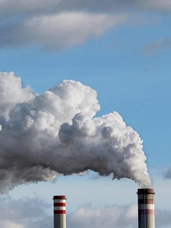 España aumentó un 4,4% sus emisiones de CO2 en 2017