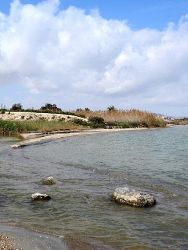 El nivel del agua podría subir hasta un metro y medio en el Mar Menor