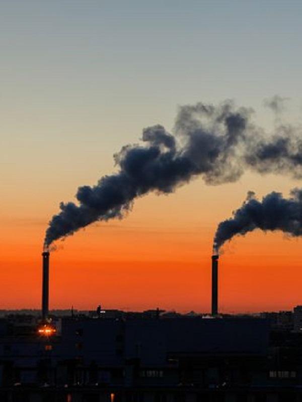 Los conductores asiáticos tragan 9 veces más CO2 que el resto del Planeta