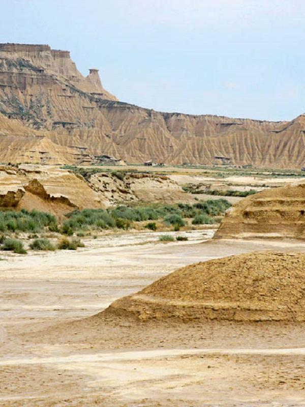 Murcia podría llegar a ser un desierto