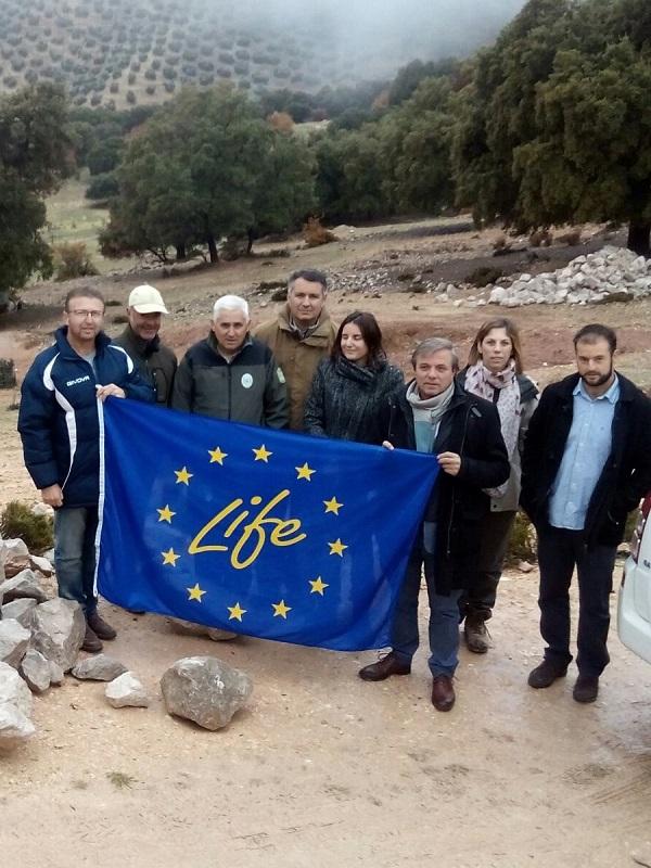 Medio Ambiente da a conocer el proyecto de regeneración natural LifeBiodehesa desarrollado en Mata Bejid