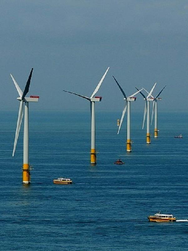 Energía eólica offshore: energía con el viento de alta mar