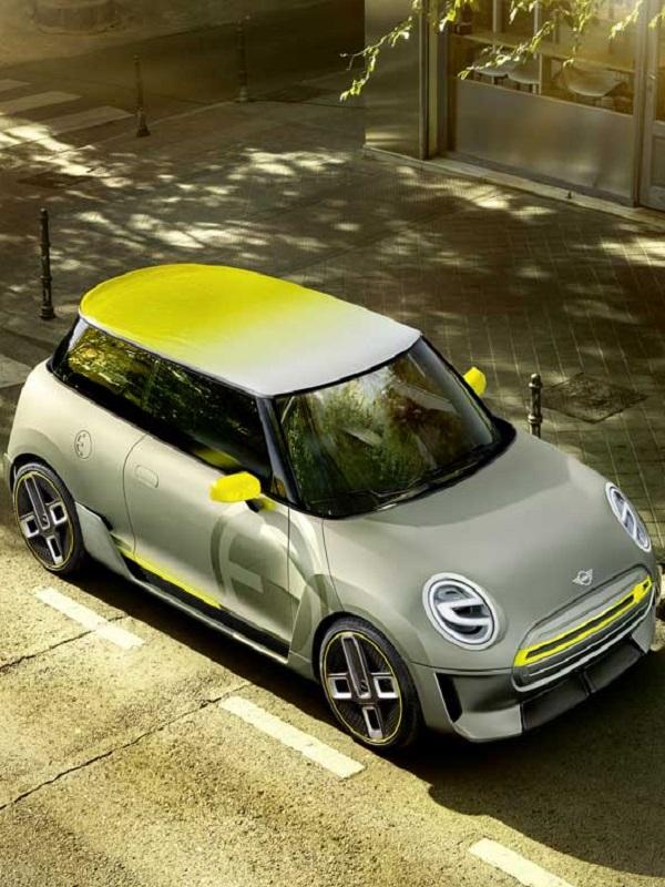 BMW fabricará coches eléctricos de Mini en China