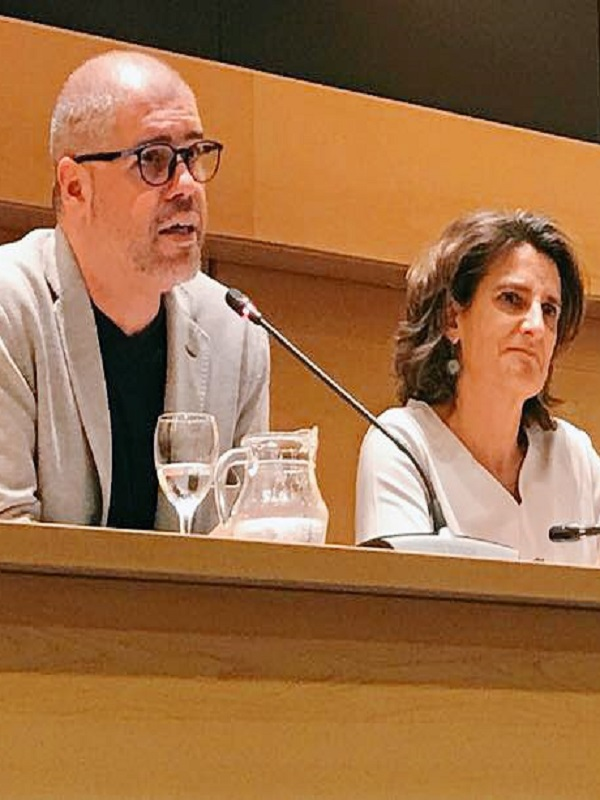 Teresa Ribera anuncia un Plan de Transición Justa que acompañará a la futura ley de cambio climático