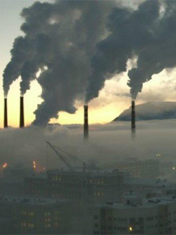 La contaminación afecta y de qué manera a la vista