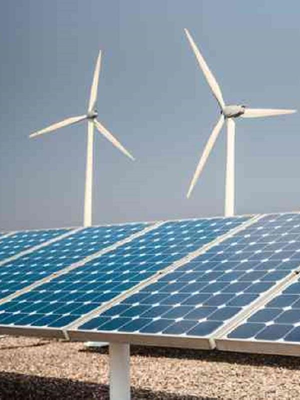 Aqualia duplica su consumo de energías renovables