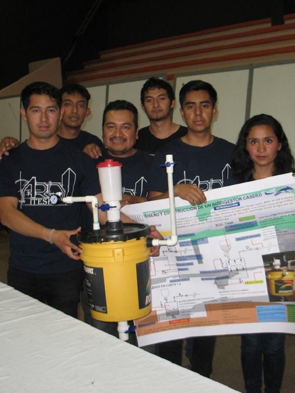 Energías limpias y tecnología para la agricultura en Expo Ingenierías 2018