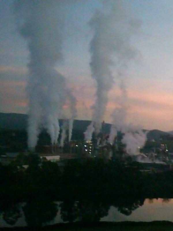 Asturias. La necesidad de paliar los problemas ambientales de la papelera de Navia