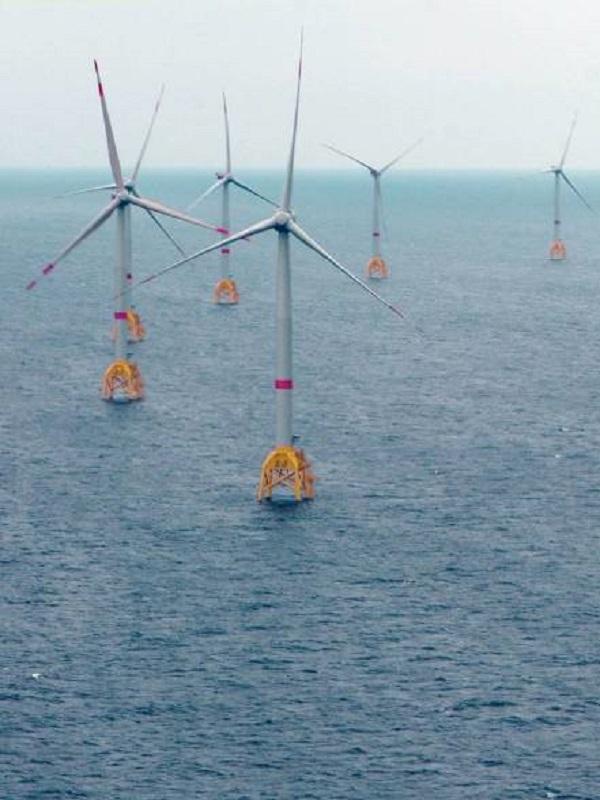 Iberdrola incrementa un 6,5% su producción hasta junio, impulsada por las energías limpias