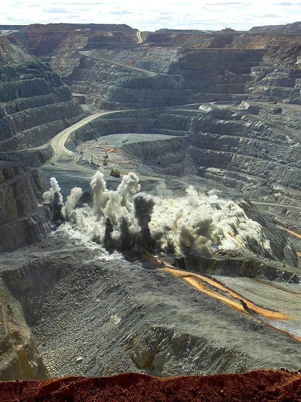 Día Mundial Contra la Minería a Cielo Abierto, y sus consecuencias en España
