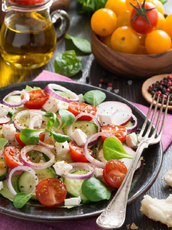 En España la Dieta Mediterránea resiste la embestida del Fast Food