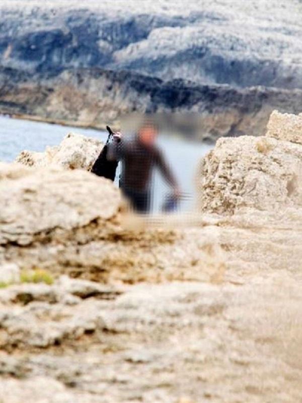 Operación Siracusa de Sea Shepherd: atrapando a los furtivos en un parque marino de Italia