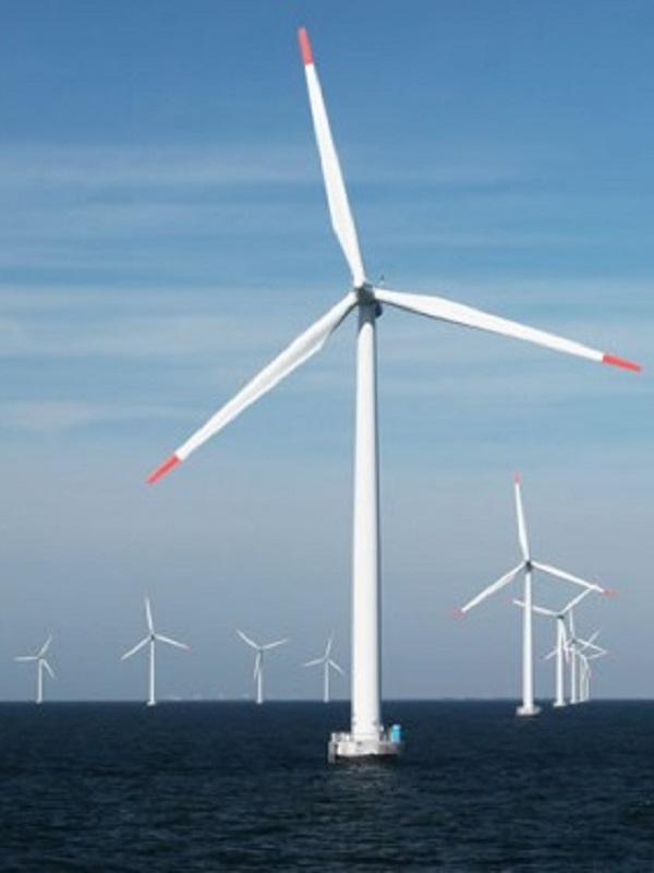 La eólica europea instala 4,5 GW nuevos en el primer semestre del año