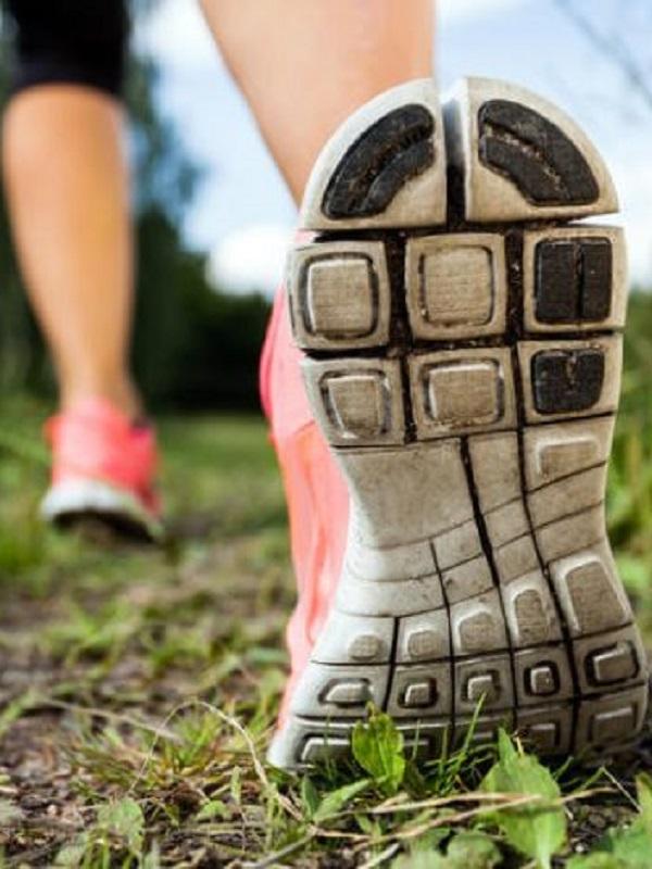 El ejercicio más saludable es caminar rápido