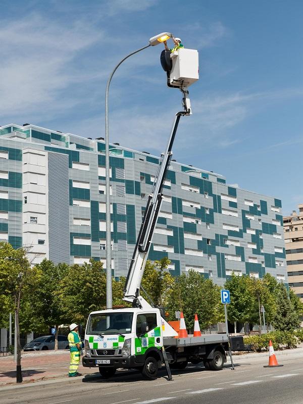 Un proyecto de mejora de alumbrado público en municipios pacenses sustituirá más de 27.000 luminarias por tecnología led