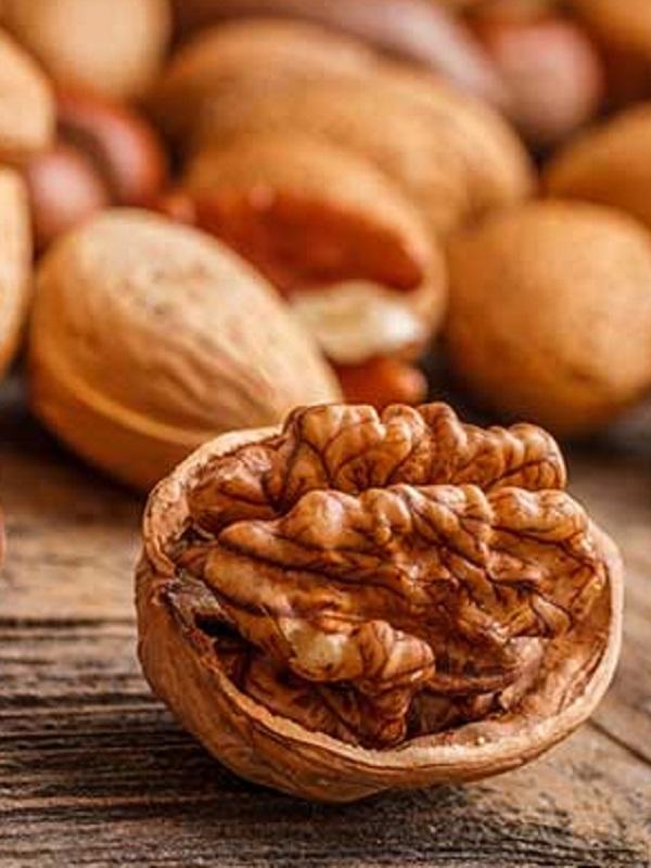 Las nueces no engañan, lo mejor para la salud cardiovascular