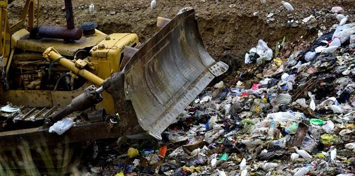 La Comunidad de Madrid plantea trasladar basura a otros municipios
