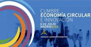 España acogerá la próxima Cumbre sobre Economía Circular e Innovación