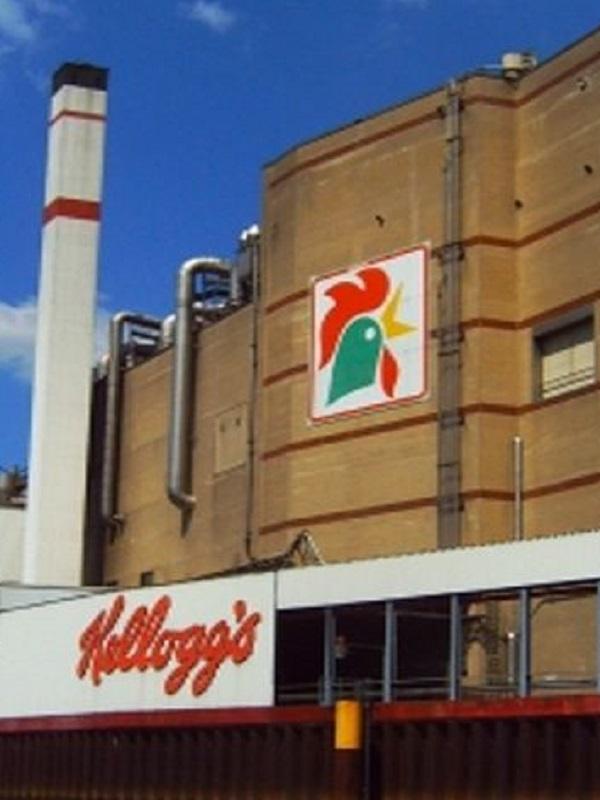 Kellogg reduce sus emisiones